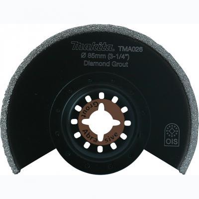 цены Полотно фрезеров. для МФИ MAKITA B-21521 сегм.диск, алмаз, 85мм