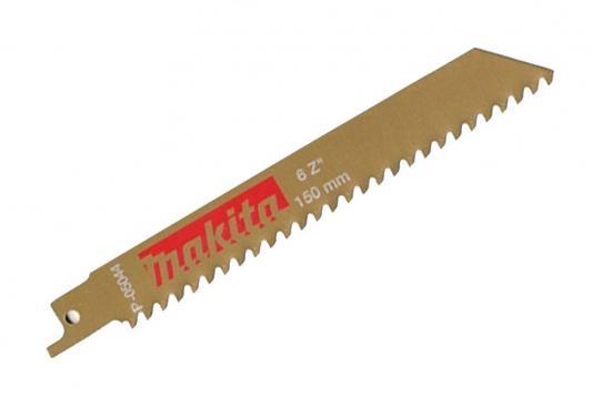 цена на Полотно для саб. пилы MAKITA P-05044 дерево\\бетон\\чугун, тв.сп.зубья, 150мм, шаг 4.2мм, 1шт.