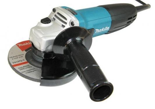 Углошлифовальная машина Makita GA5030 X3 125 мм 720 Вт шлифовальная машина makita ga5030