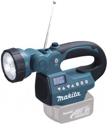 Радио MAKITA BMR 050 18/14.4В LiIon с фонарем 6положений 0.95кг