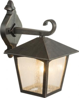 Уличный настенный светильник Globo Piero 31556 globo фонарный столб globo piero 31558