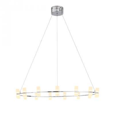 Подвесная светодиодная люстра ST Luce Cilindro SL799.103.15 подвесная светодиодная люстра st luce sl930 113 05