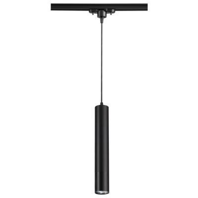 Трековый светильник Novotech Pipe 370401 накладной светильник leds c4 pipe 15 0073 14 05