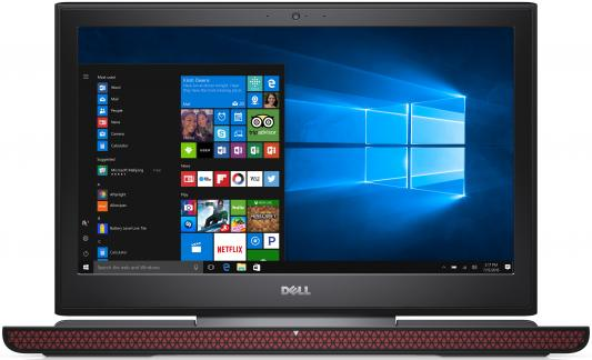 Ноутбук Dell Inspiron 7567 Core i7 7700HQ/16Gb/1Tb/SSD128Gb/nVidia GeForce GTX 1050 Ti 4Gb/15.6/FHD (1920x1080)/Linux Ubuntu/black/WiFi/BT/Cam ноутбук dell inspiron 7577 core i5 7700hq 16gb 1tb 128gb ssd nv gtx 1050 ti 4gb 15 6 fullhd win10 black