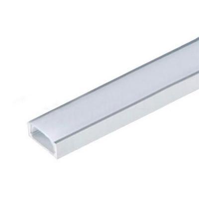 цена на Прозрачный рассеиватель для алюминиевого профиля Uniel UFE-R04 Clear