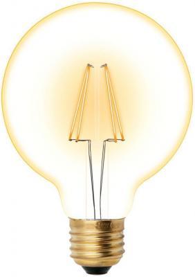 Лампа светодиодная шар Uniel UL-00002359 E27 6W 2250К