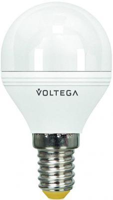 Лампа светодиодная шар Voltega 5494 E14 6W 4000K