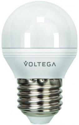 Лампа светодиодная шар Voltega 5495 E27 6W 2800К