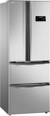 Холодильник Hansa FY3087.3DFCXAA нержавеющая сталь цена и фото
