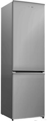 Холодильник Shivaki BMR-1803NFS нержавеющая сталь (двухкамерный)
