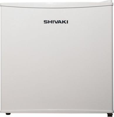 Холодильник SHIVAKI SDR-054W белый холодильник shivaki sdr 054s