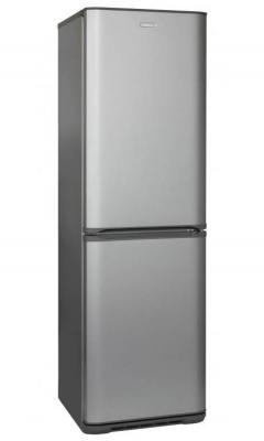 лучшая цена Холодильник Бирюса Б-М131 серебристый