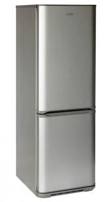 Холодильник Бирюса Б-M133 серебристый (двухкамерный) холодильник бирюса 152