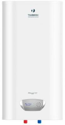 Водонагреватель Timberk SWH FED1 30 V 2кВт 30л электрический настенный/белый водонагреватель накоп thermex is 30л
