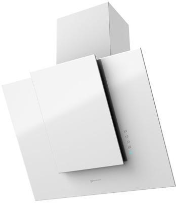 Вытяжка каминная Shindo Nori 60 W/WG белый управление: сенсорное (1 мотор) вытяжка каминная kuppersberg f 925 w белый управление сенсорное 1 мотор