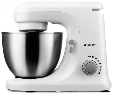 Миксер стационарный Kitfort KT-1330-3 800Вт белый