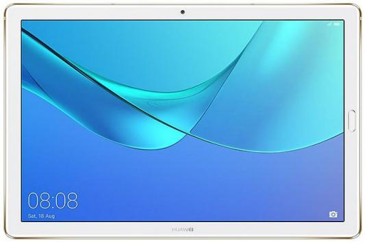 Планшет Huawei MediaPad M5 10.8 64Gb Gold Wi-Fi 3G LTE Bluetooth Android CMR-AL09 huawei mediapad t1 lte 8 16gb [t1 821l ] 8 silver white 8 1280x800 16 гб wi fi bluetooth 3g 4g lte gps глонасс android 4 3