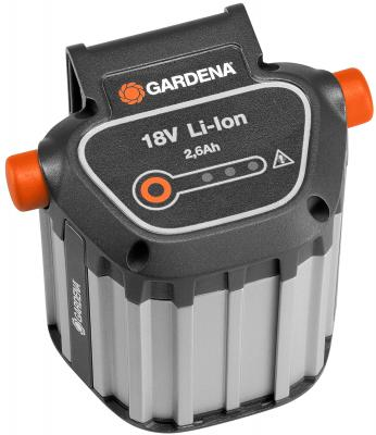 Аккумулятор Gardena BLi-18 аккумулятор gardena bli 18