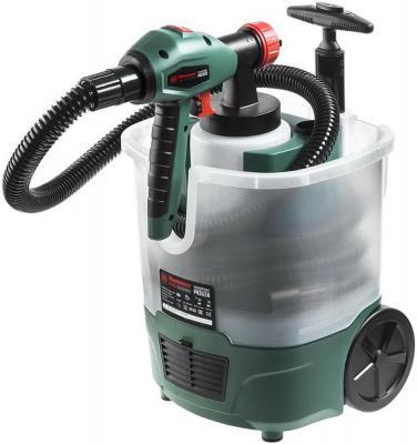 Краскопульт с воздушной турбиной Hammer Flex PRZ650 650Вт,макс.800мл/мин, вязкость краски до 100DIN краскопульт hammer flex prz350