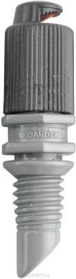 Микронасадка Gardena 01367-29.000.00 5 предметов наконечник gardena 01365 29 000 00 5 предметов