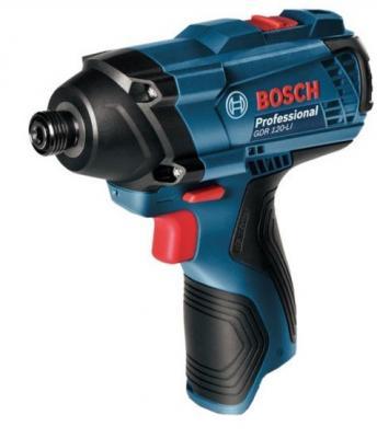 Гайковерт ударный Bosch GDR 120-LI 12Вт аккум. патрон:быстрозажимной ударный гайковерт bosch 18 gds18v li