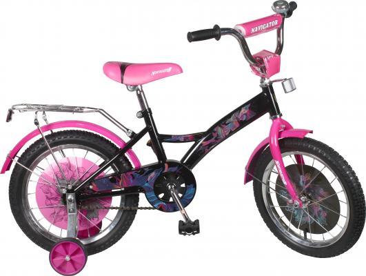 Велосипед Navigator Lady бело-розовый ВН16078Н