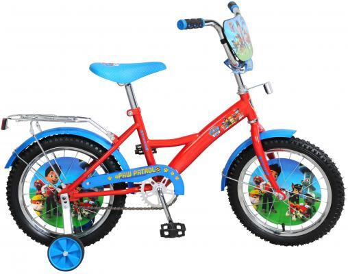 Велосипед Navigator Щенячий патруль красно-голубой ВН16117Н