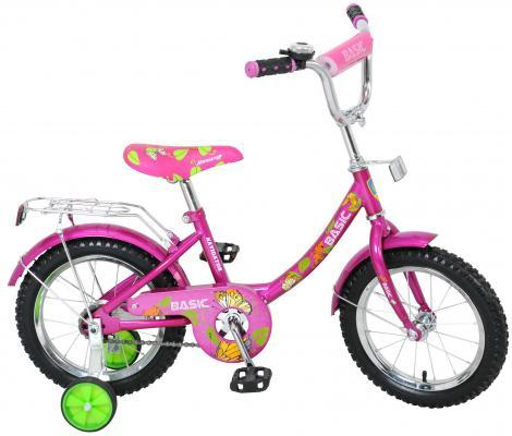 Велосипед Navigator Basic розовый