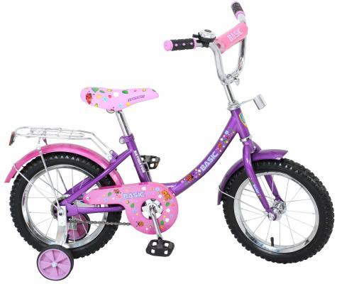 Велосипед Navigator Basic розово-фиолетовый
