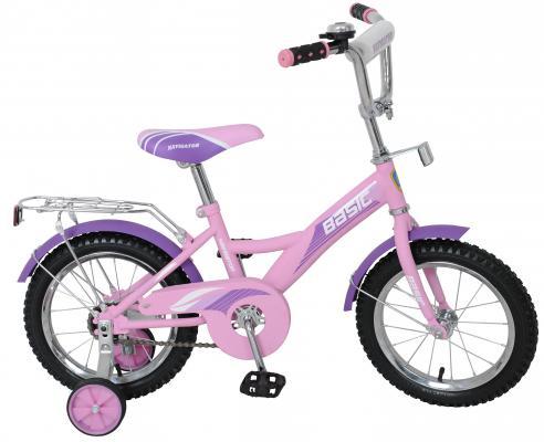 Велосипед Navigator Basic розово-фиолетовый ВН14145Н