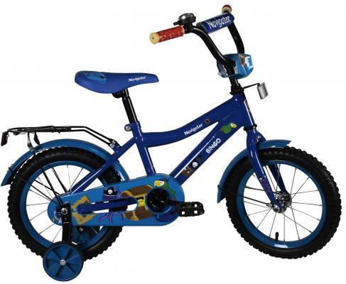 Велосипед Navigator Bingo boys синий велосипед навигатор patriot цвет зеленый navigator