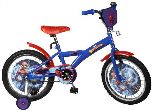 Велосипед MARVEL Человек Паук сине-красный JK1412