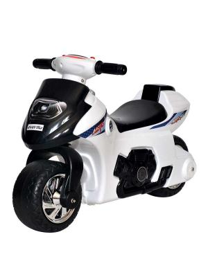 Фото - Интерактивная игрушка Everflo Мотоцикл Sport bike EC- 500 от 18 месяцев белый коляска прогулочная everflo safari grey e 230 luxe