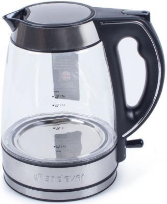 Чайник ENDEVER Endever KR-321G 2600 Вт чёрный 1.7 л стекло