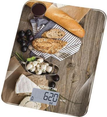 Весы кухонные Polaris PKS 1044DG рисунок цена и фото