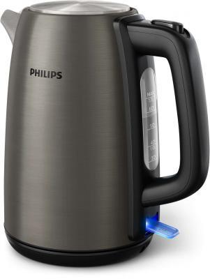 Чайник Philips HD9352/80 2200 Вт титан 1.7 л нержавеющая сталь чайник philips hd9352 80