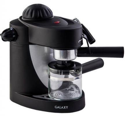 Кофеварка GALAXY GL 0752 900Вт выключатель/переключатель режимов отсек для хранения шнура питания