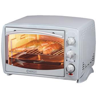 Духовка электрическая ENERGY EN-1002 1380Вт 250°С 20л таймер конвекция индикатор бел. energy