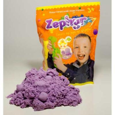 """Кинетический пластилин """"Zephyr""""-фиолетовый (0,3 кг/дой-пак) (извините, гиперссылка на картинку отсутствует) кинетический пластилин zephyr оранжевый 0 150 кг в банке извините гиперссылка на картинку отсу"""