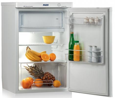 Холодильник Pozis RS-411 белый NOV00000194 холодильник с морозильной камерой pozis rs 411 black