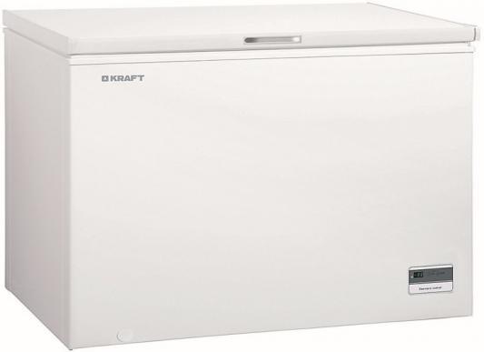 KRAFT BD(W)-480BL с LCD дисплеем Морозильник ларь морозильный ларь kraft bd w 335 blg с доп стеклом c lcd дисплеем белый