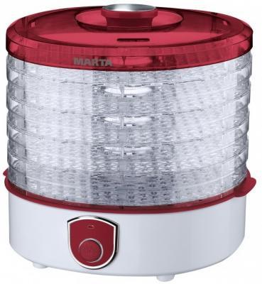 MARTA MT-1950 красный рубин  250W. 5 секций. 11л. Температура ~ 60°С