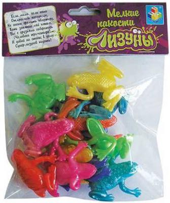 Купить Набор 1toy Мелкие пакости - Лягушки 12 предметов Т52283, унисекс, Исследования, опыты и эксперименты