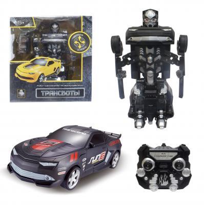 Купить Робот-трансформер 1Toy Трансботы - Маслкар на радиоуправлении Т10863, Игрушки Роботы