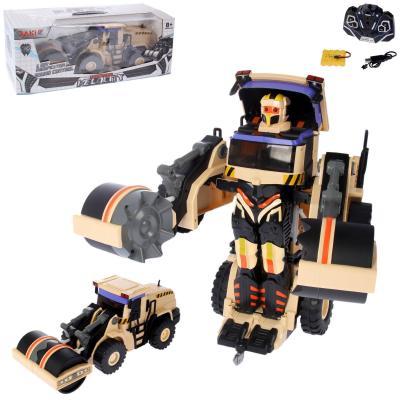 Робот-трансформер 1Toy Робот-каток на радиоуправлении Т10599