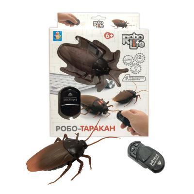 1Toy Robo Life - Робо-таракан Т10902 shamrock diaries cd