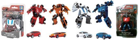 цены Трансформер 1toy Transcar mini робот-трансформер