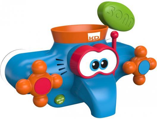 Интерактивная игрушка 1Toy Веселый кран от 1 года Т10502 интерактивная игрушка 1toy смартфон музыкальные инструменты