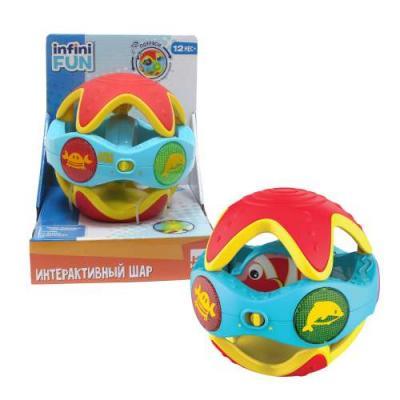 Интерактивная игрушка 1Toy Шар с активностями от 1 года Т10506