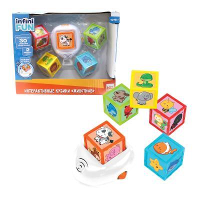 Интерактивная игрушка 1Toy Животные от 1 года Т55619